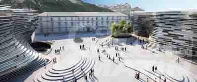 Nuova Università: accolto il ricorso della Copaco Srl; lavori al palo ancora per poco