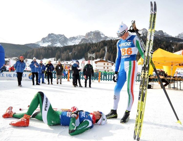 Fondo: Baudin e De Fabiani campioni italiani