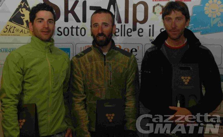 Skialp: a Rhêmes vincono Seletto e Pellissier