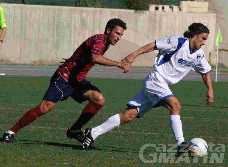 Calcio: il St-Chri VdA ritrova Luca Pramotton