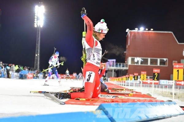Biathlon: Nicole Gontier non convocata per Pokljuka