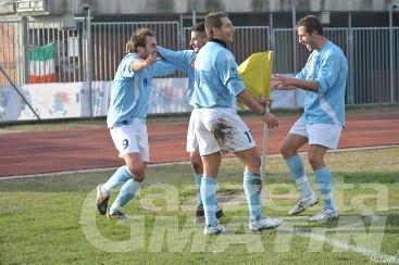 Calcio: il Chieri vince il recupero con la Pro Imperia