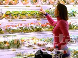 Consumi, Valle d'Aosta in controtendenza, cresce l'alimentare