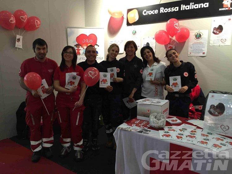 Croce Rossa: fondi per le famiglie che affrontano la malattia dei bambini