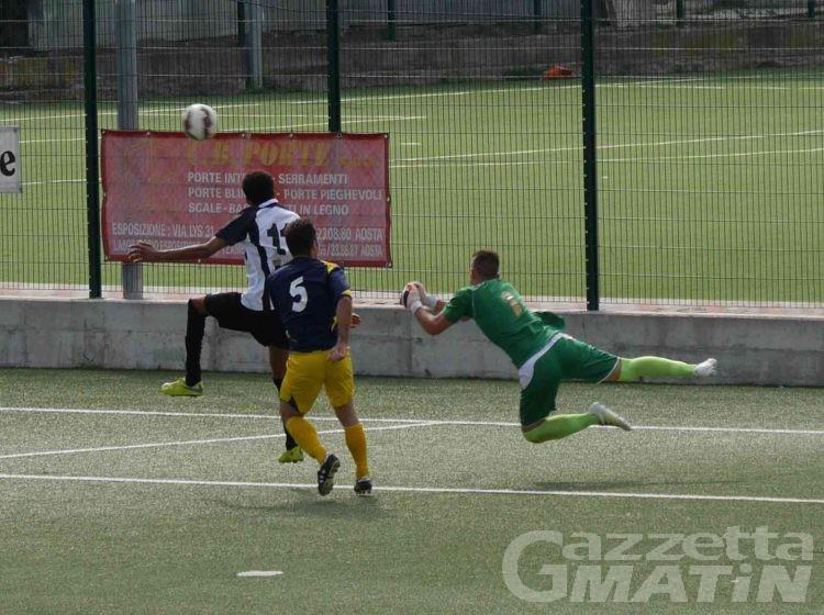 Calcio: vincono Aygre e P.D.H.A., Charva pari