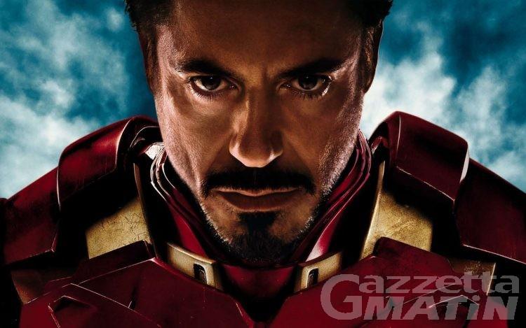 Cinema, dal cielo si attende l'arrivo di Iron Man