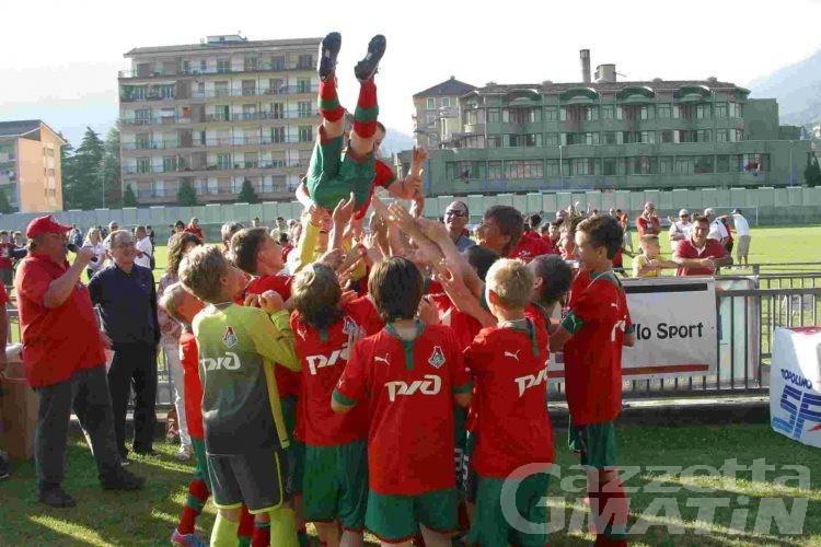 Trofeo Topolino Calcio: tutte le 228 squadre iscritte alla grande kermesse valdostana