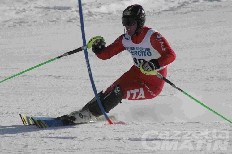 Sci alpino: i rossoneri brillano all'Abetone