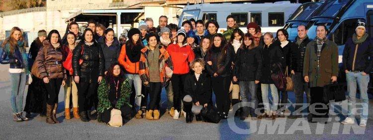 Legalità: studenti in visita al carcere di Brissogne