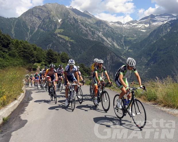 Ciclismo: cinque tappe per il Giro della Valle 2014
