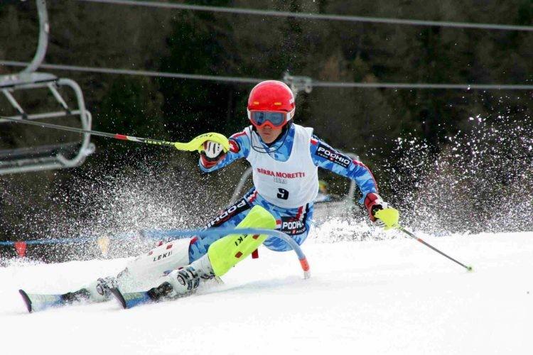 Sci alpino, Bosca e Fornari si prendono anche lo Slalom Fis Junior di Pila