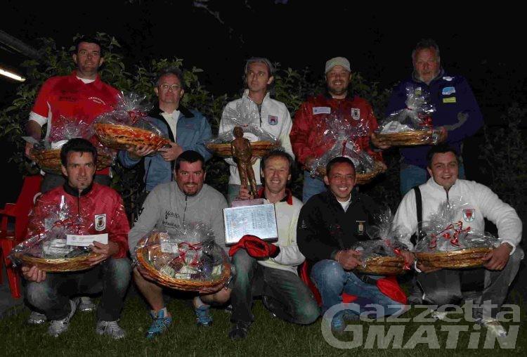 Fiolet: a Ivo Nex il Trofeo Consiglio Valle