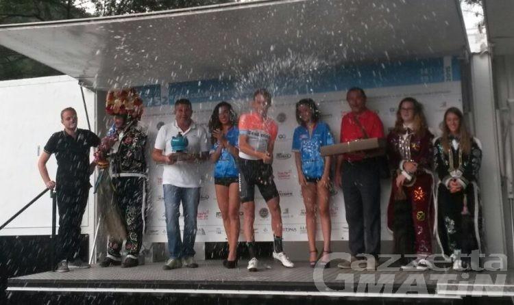 Giro della Valle: vince Kamna, Power maglia gialla
