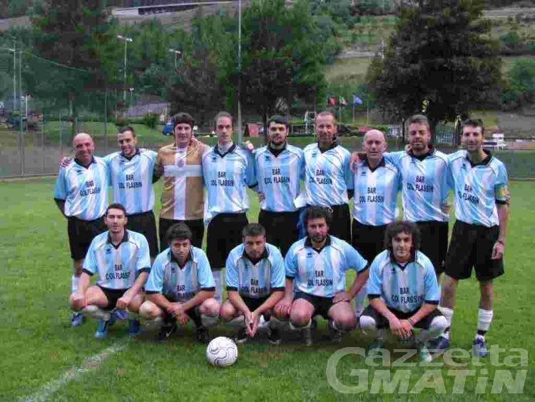 Calcio: domenica a Doues le semifinali del Torneo C.M. Grand Combin