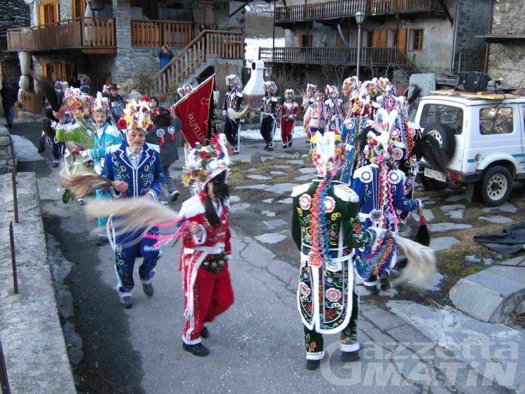 Valpelline e Gressan hanno festeggiato Camentran