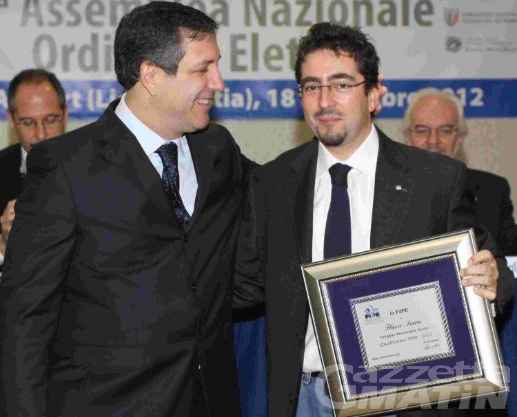 Pesistica: Flavio Serra consigliere personale del presidente della FIPE