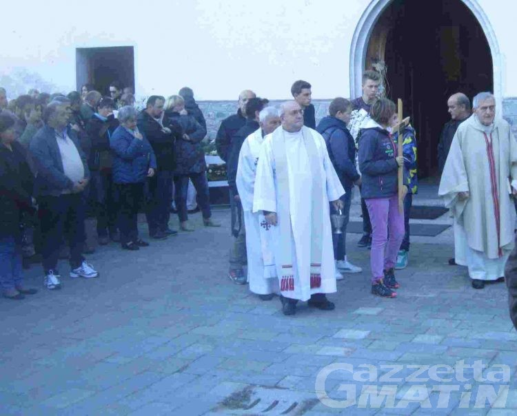 Aymavilles: «Il Signore ha voluto che Ervin incontri nell'aldilà suo bisnonno»