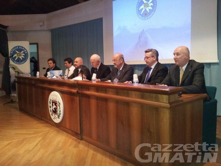 Stella Alpina: Carlo Marzi eletto segretario per acclamazione