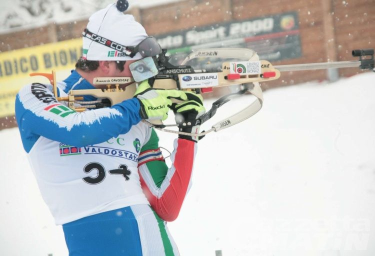 Biathlon: Collavo e Oreiller d'oro e d'argento