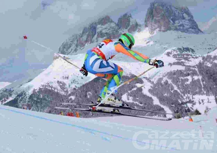 Sci alpino: Michael Tedde secondo nel Pinocchio sugli Sci