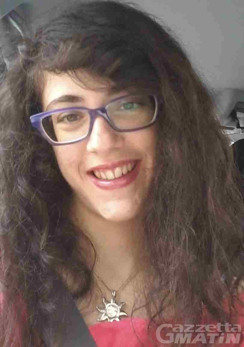 Scuola: Silvia Rudà, studentessa con la media del 9,7