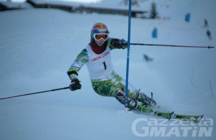 Sci alpino: Vietti campione italiano Allievi di slalom