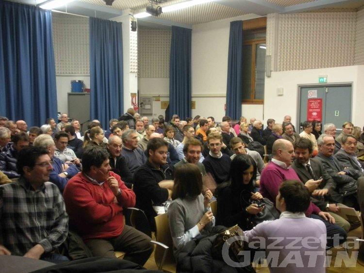 Politiche, ore decisive per l'accordo tra Uv e Stella Alpina