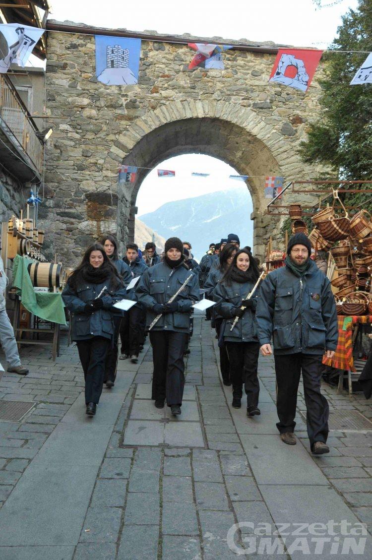 Fiera di Sant'Orso, a Donnas 443 artigiani nel borgo