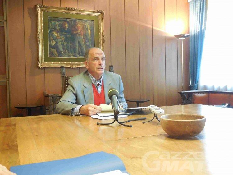 Giunta regionale: via libera alla realizzazione del metanodotto di Cervinia