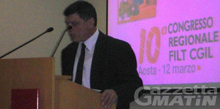 Sindacato, Fuggetta riconfermato alla guida della Filt-Cgil