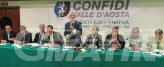 Confidi Valle d'Aosta abilitato a concessione finanziamenti