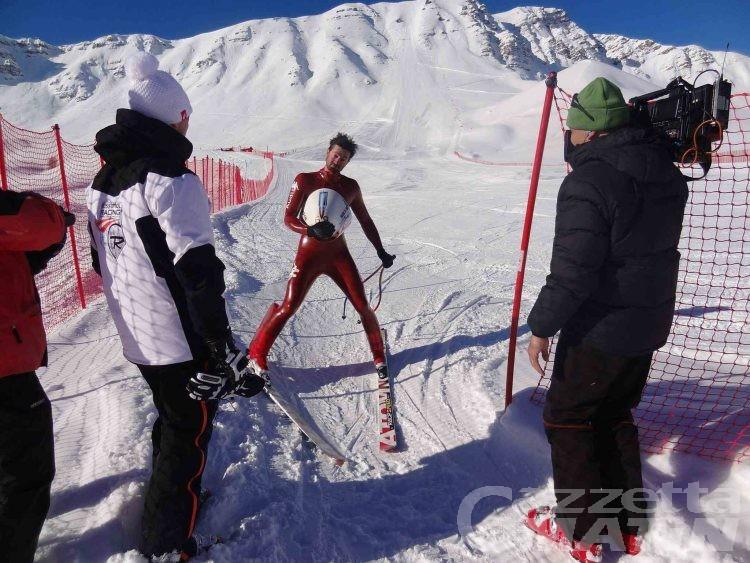Sci di velocità: 5° titolo iridato per Simone Origone