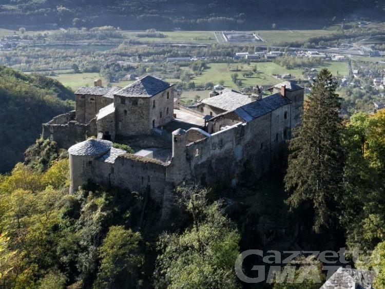 Quart: boom di visite a Cantiere evento castello