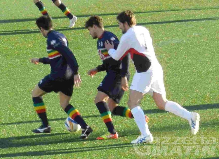 Calcio: Aygreville all'inglese a Domodossola
