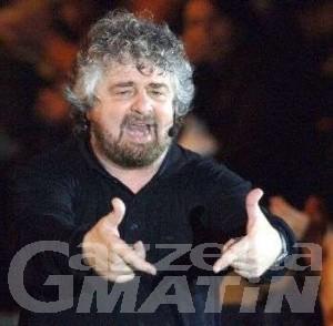 Grillo: «Pirogassificatore antistorico, contro l'ambiente e la salute»
