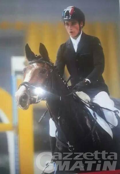 Equitazione: Enrico Villois vince a Piazza di Siena
