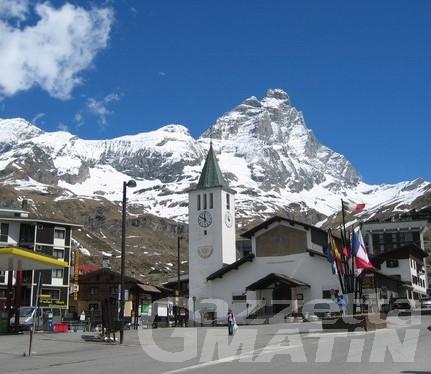 Turismo: il tour operator svedese Alpresor congela le prenotazioni per l'inverno, preoccupazione a Breuil Cervinia