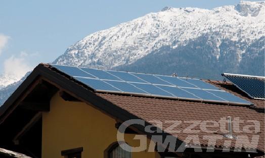 Il catasto solare di Morgex citato come esempio virtuoso a Doha