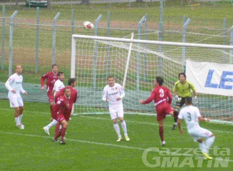 Calcio: un rigore guasta l'esordio di Carbone