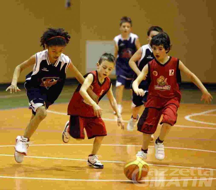Mini basket: niente ventennale per il torneo della Befana