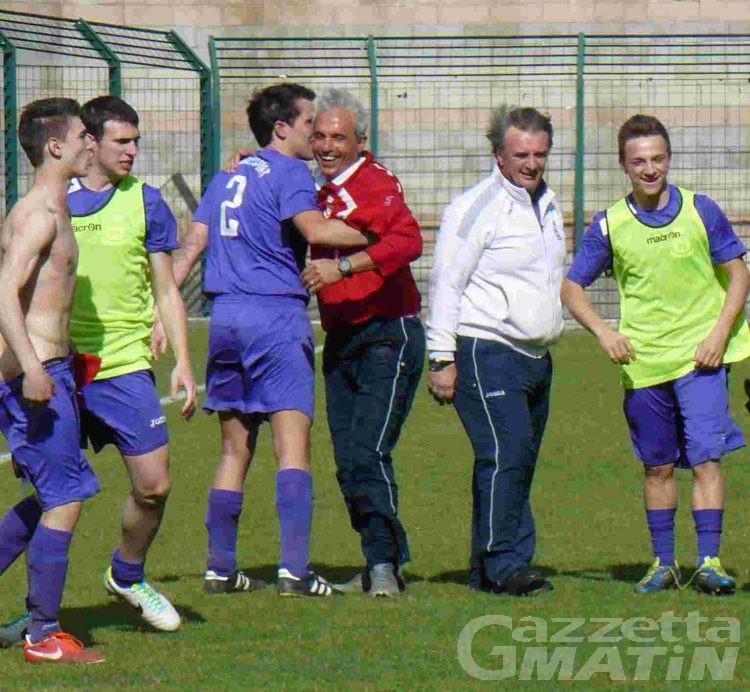 Calcio: la staffetta Brigantino-Zavattaro dà il via al valzer degli allenatori