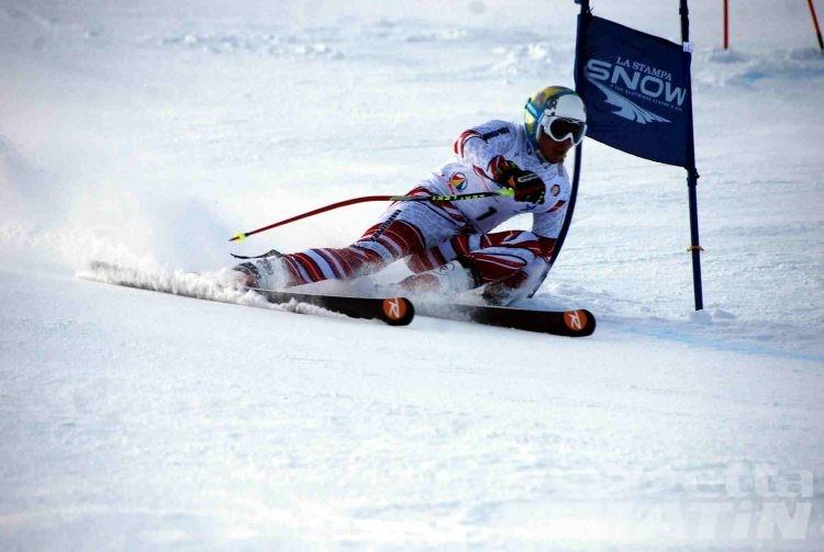 Sci alpino, Federico Gariboldi secondo nel Gigante Fis di Artesina