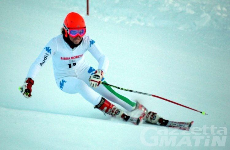 Sci alpino: Pierre Lucianaz trionfa nel gigante di Pila