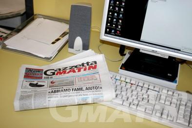 Gazzetta Matin online…. touslesjours