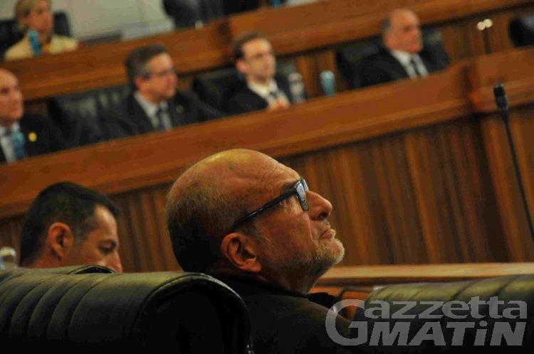 Crisi politica: per la presidenza della Regione in ballo Marguerettaz e Morelli