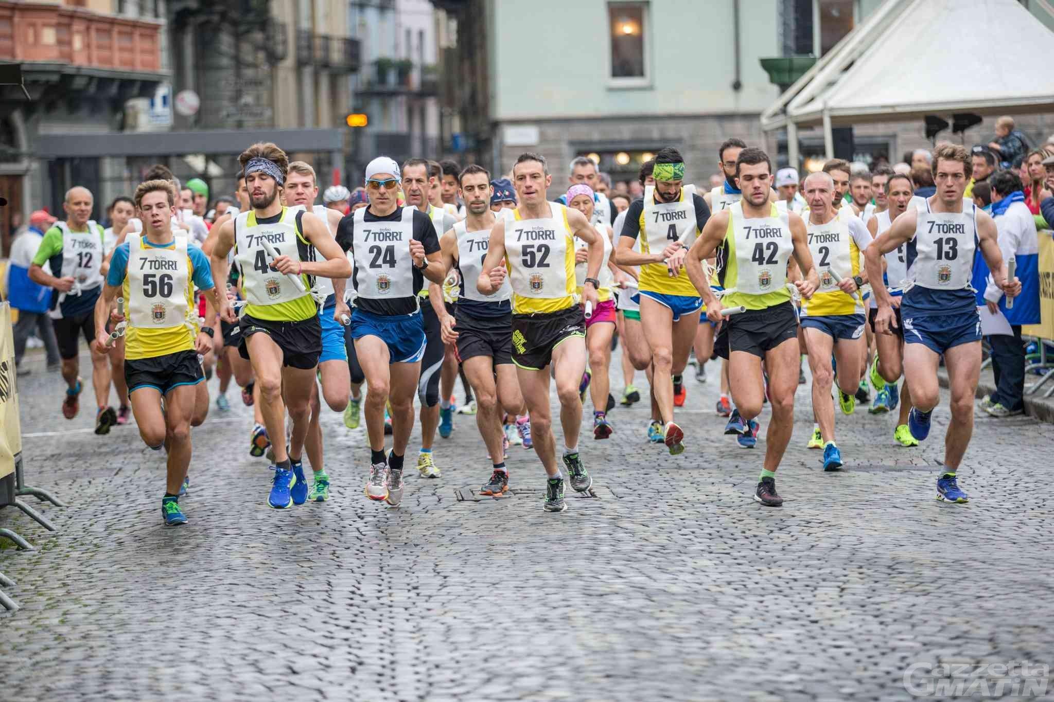 Podismo: torna con delle novità il Trofeo 7 Torri di Aosta