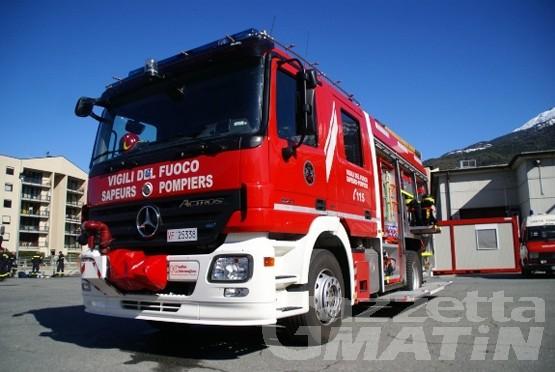 Rogo doloso: una condanna e un'assoluzione per l'incendio di un Suv a Challand-St-Victor
