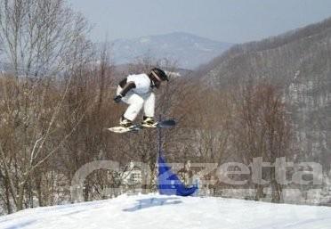Snowboardercross: Matteotti quarto in CdM