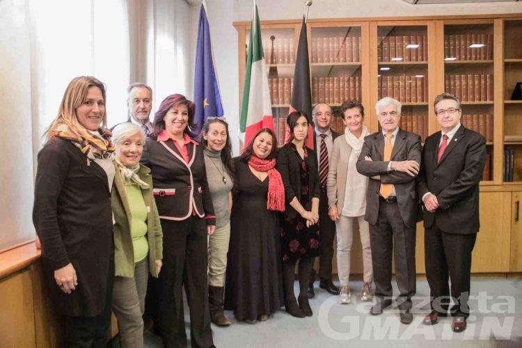 La Donna dell'Anno, le tre finaliste ad Aosta