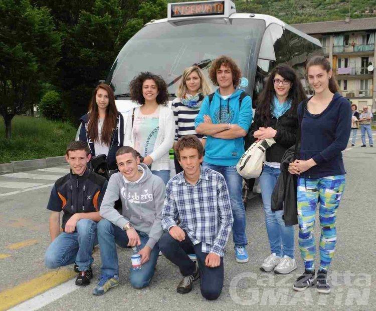 Festa dell'Europa: nove studenti valdostani da oggi a Strasburgo